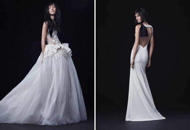 vera wang свадебные платья 2017