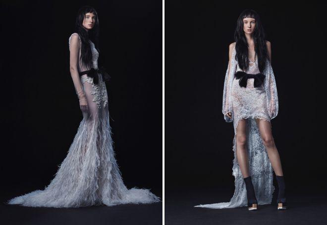модели свадебных платьев 2017