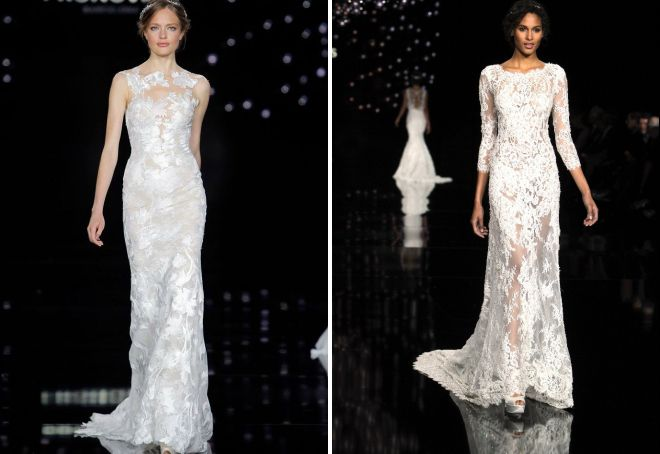 проновиас свадебные платья 2017
