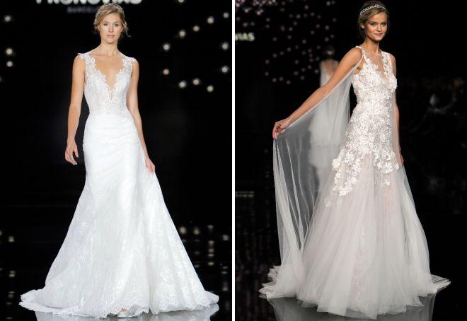 самые модные свадебные платья 2017