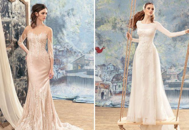 папилио свадебные платья 2017