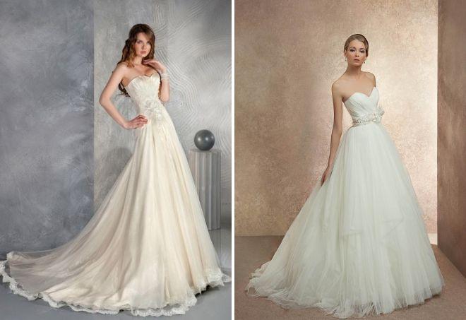 габбиано свадебные платья 2017