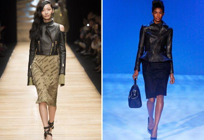 модные юбки на весну 2017