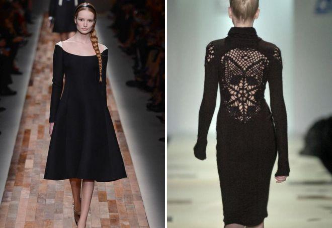 какие платья модные весной 2017