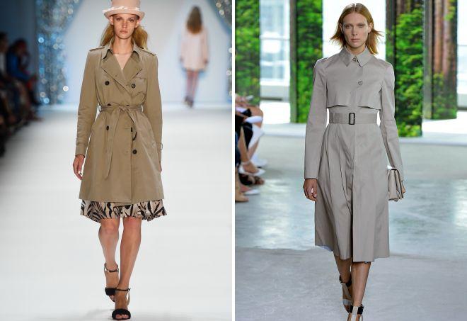что модно весной 2017 верхняя одежда