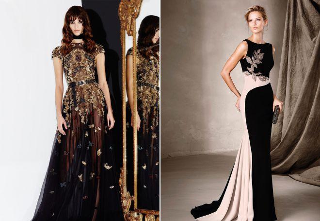 Модные красивые нарядные платья