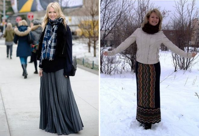 Зимние своими руками юбки 94