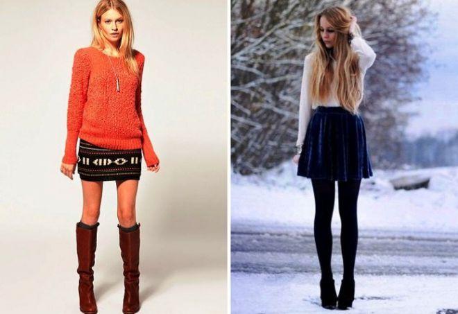 Зимние юбки29
