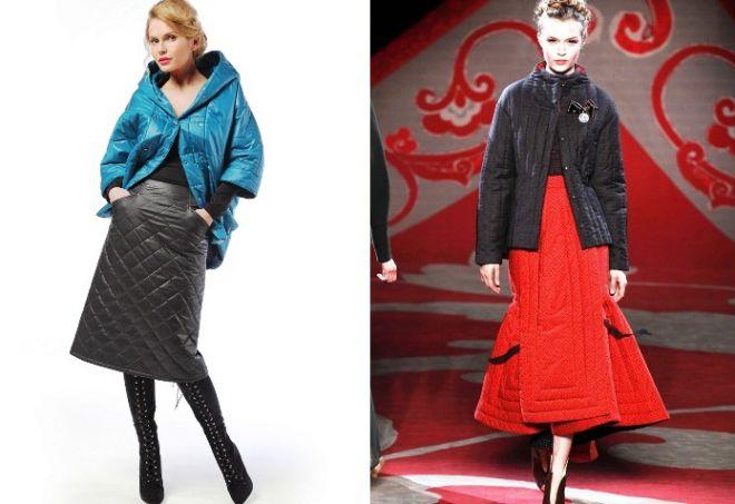 Зимние юбки5