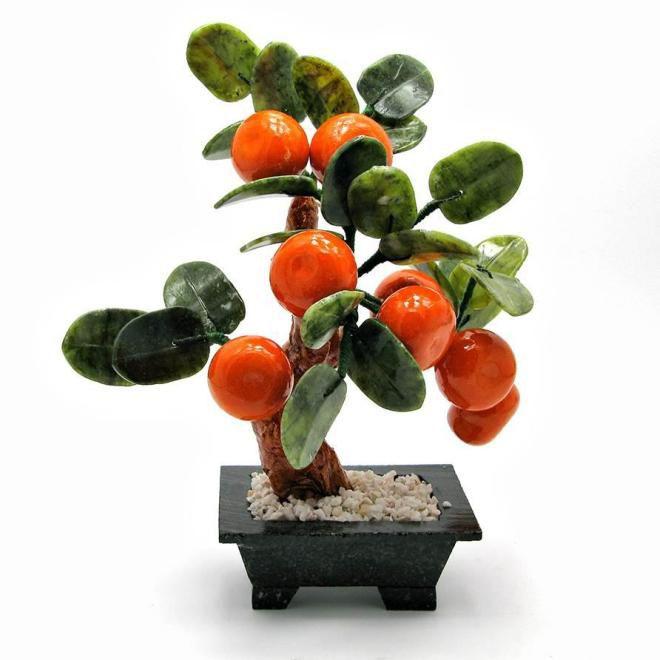 символ любви мандариновое дерево