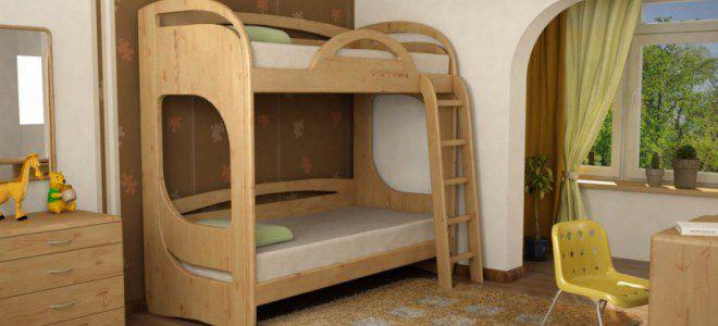 Как сделать из кроватей двухярусную кровать