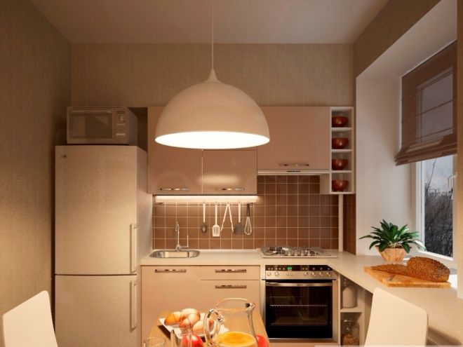 кухня в хрущевке 11