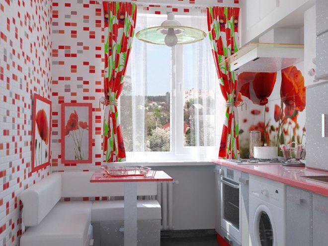 кухня в хрущевке 13