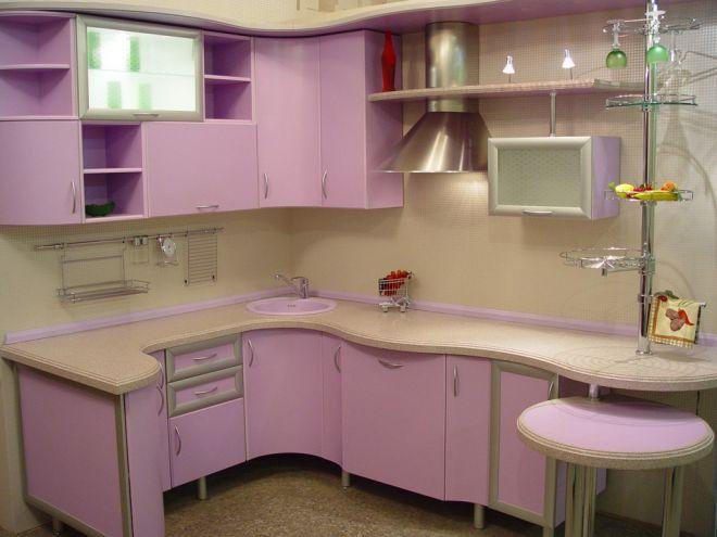 кухня в хрущевке 16