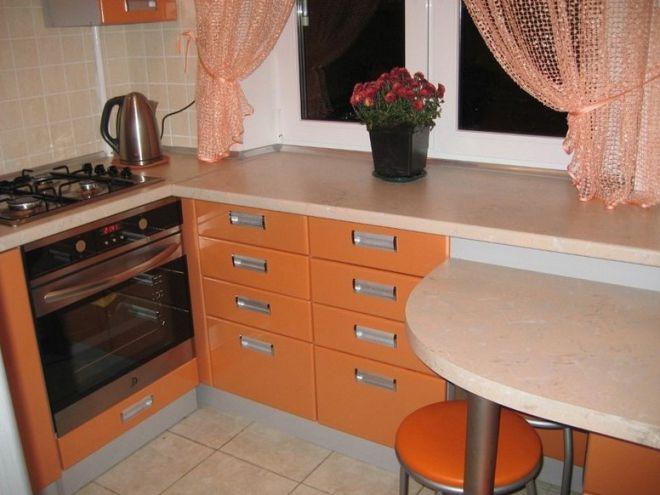 кухня в хрущевке 17