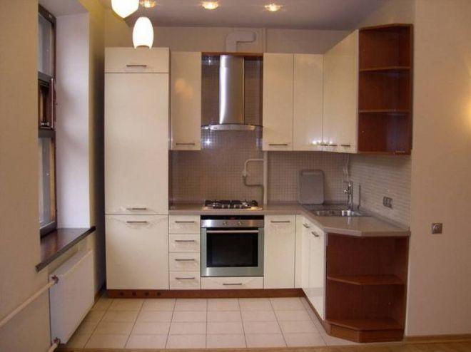 кухня в хрущевке 18