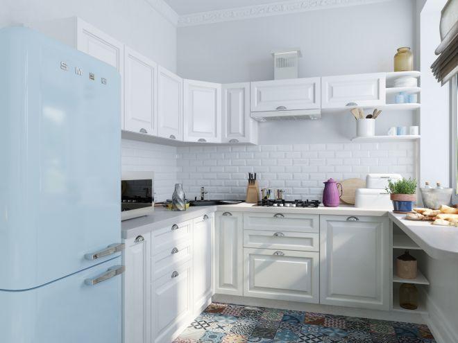 кухня в хрущевке 21