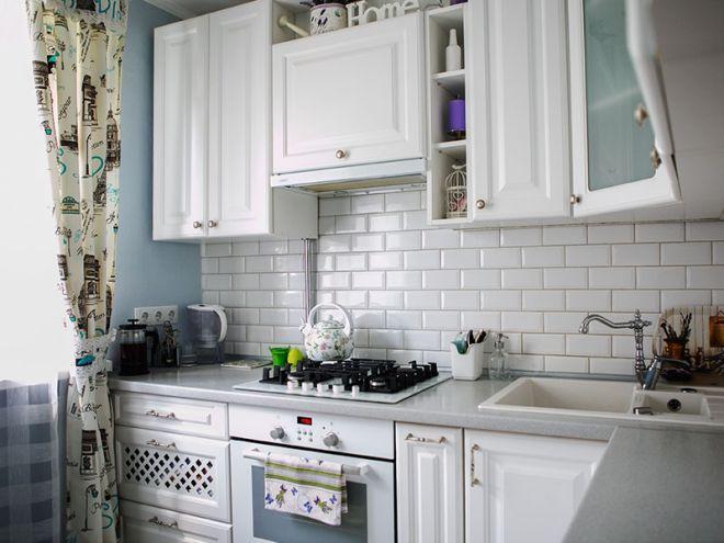 кухня в хрущевке 26