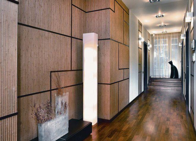 Плитка для стен в коридоре