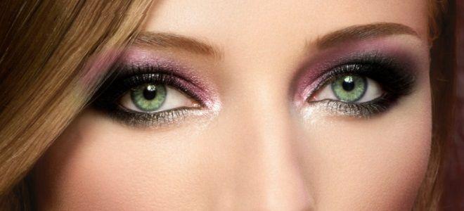 Цвет помады для русых с зелеными глазами