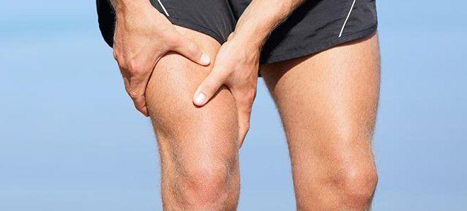 Сухожилия на ноге