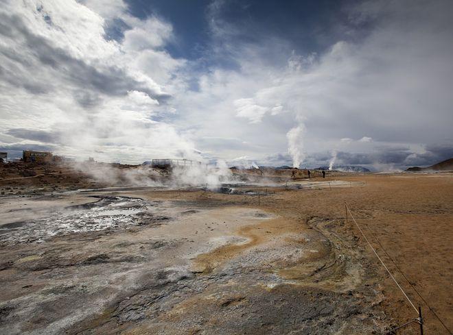 намаскард исландия