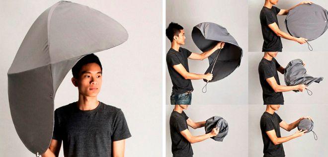тайваньский зонт
