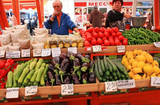 Болгария рынок