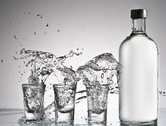 водка 1,25 литров