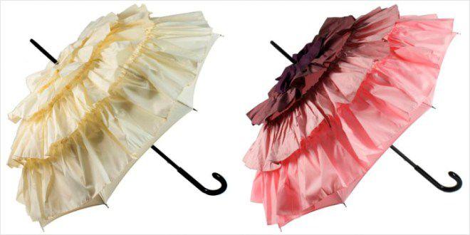 зонт ввиде цветка1