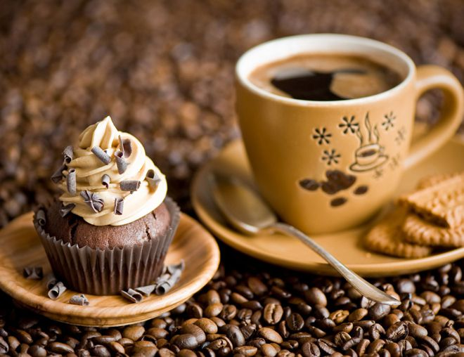 кофе 113 чашек