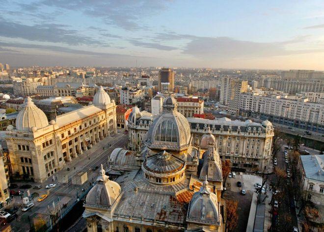 Румыния город