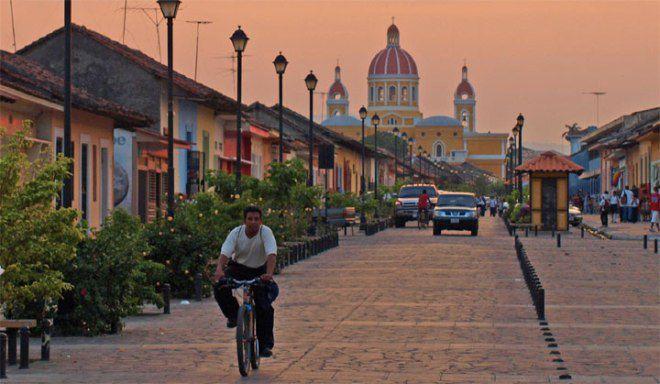 Никарагуа город