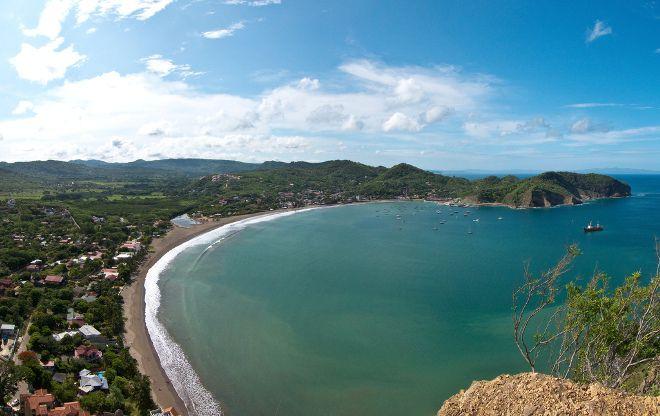 Никарагуа пляж