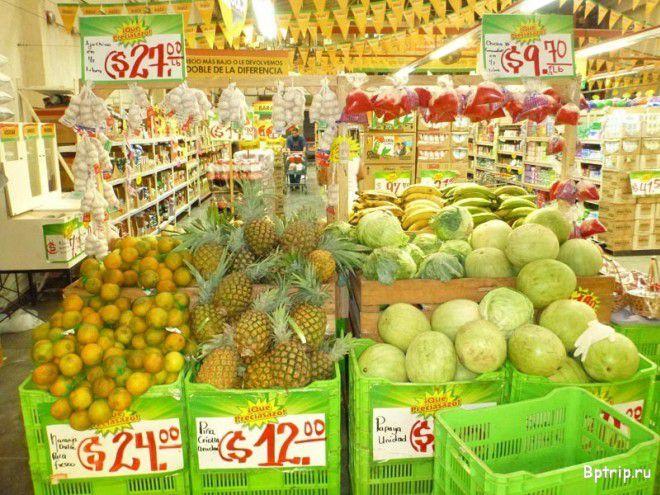Никарагуа рынок