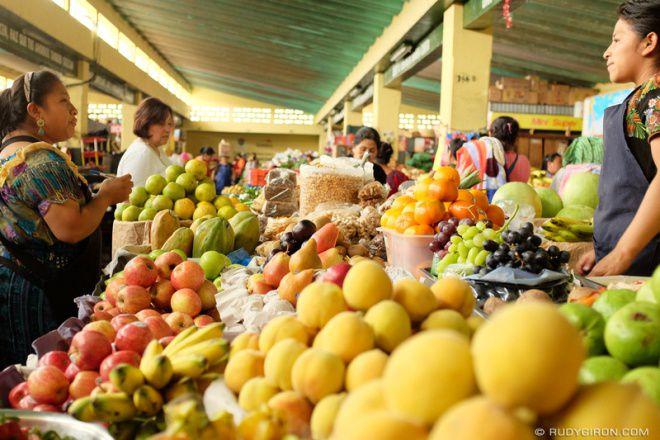 Гватемала рынок