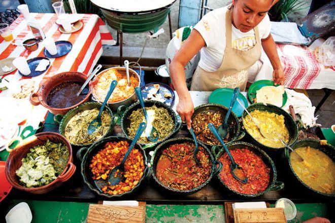 Мексика рынок