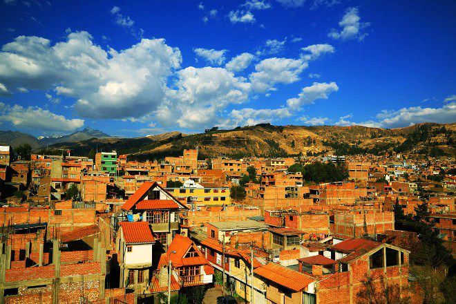 Перу город