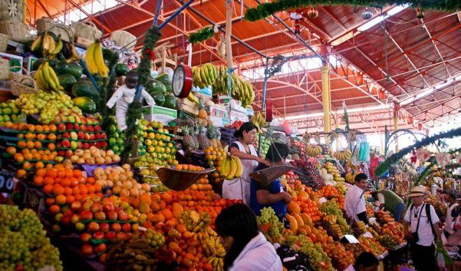 Перу рынок
