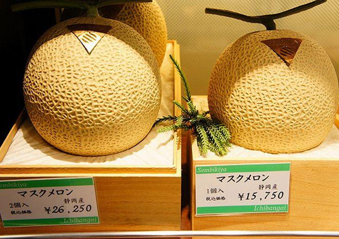 такие суммы за фрукты