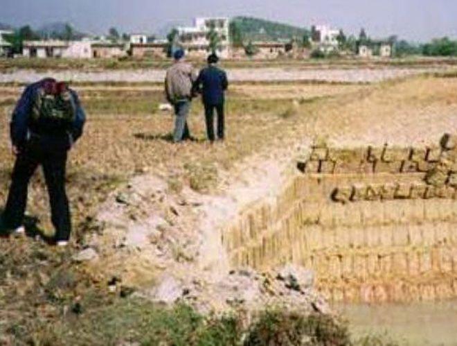 янцзян, китай
