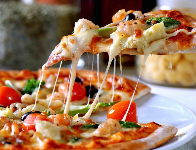 заказывайте пиццу только себе