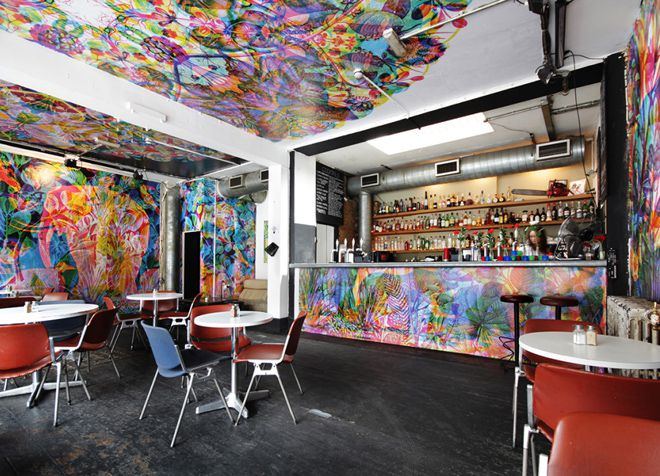 лондон кофейня dreambags jaguarshoes