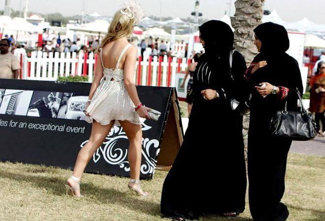 7 очень важных советов женщинам, планирующим посетить арабские страны