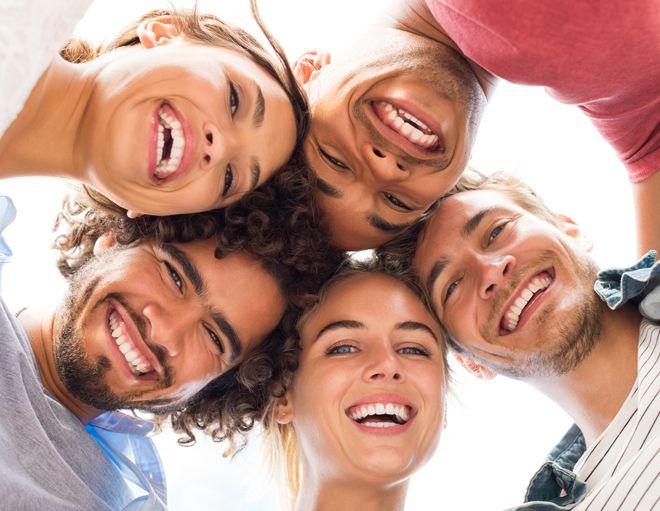 почему люди улыбаются