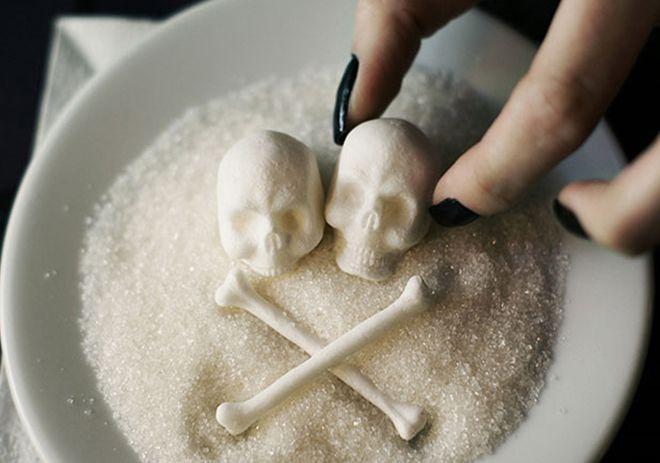 сахар 2,5 килограммов