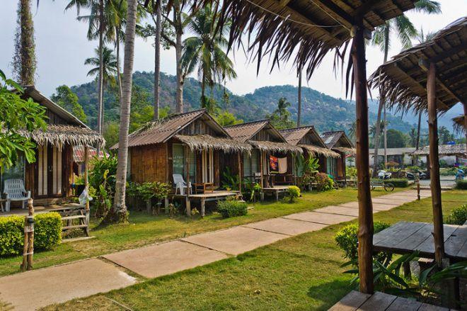 Таиланд местность