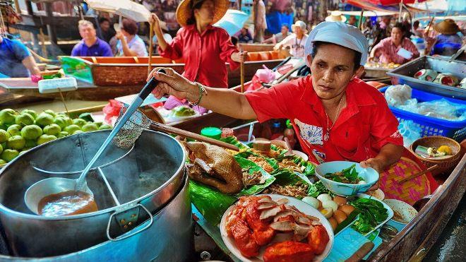 Таиланд рынок