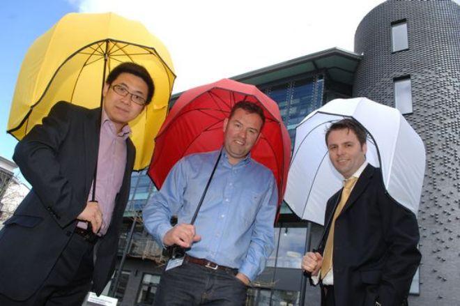 зонт Rainshader