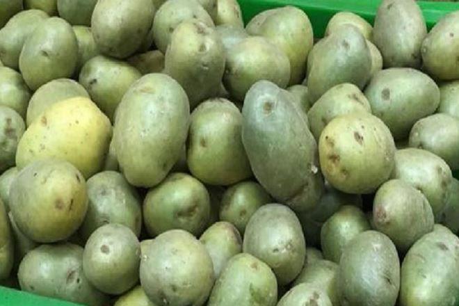 Картофель – 25 штук